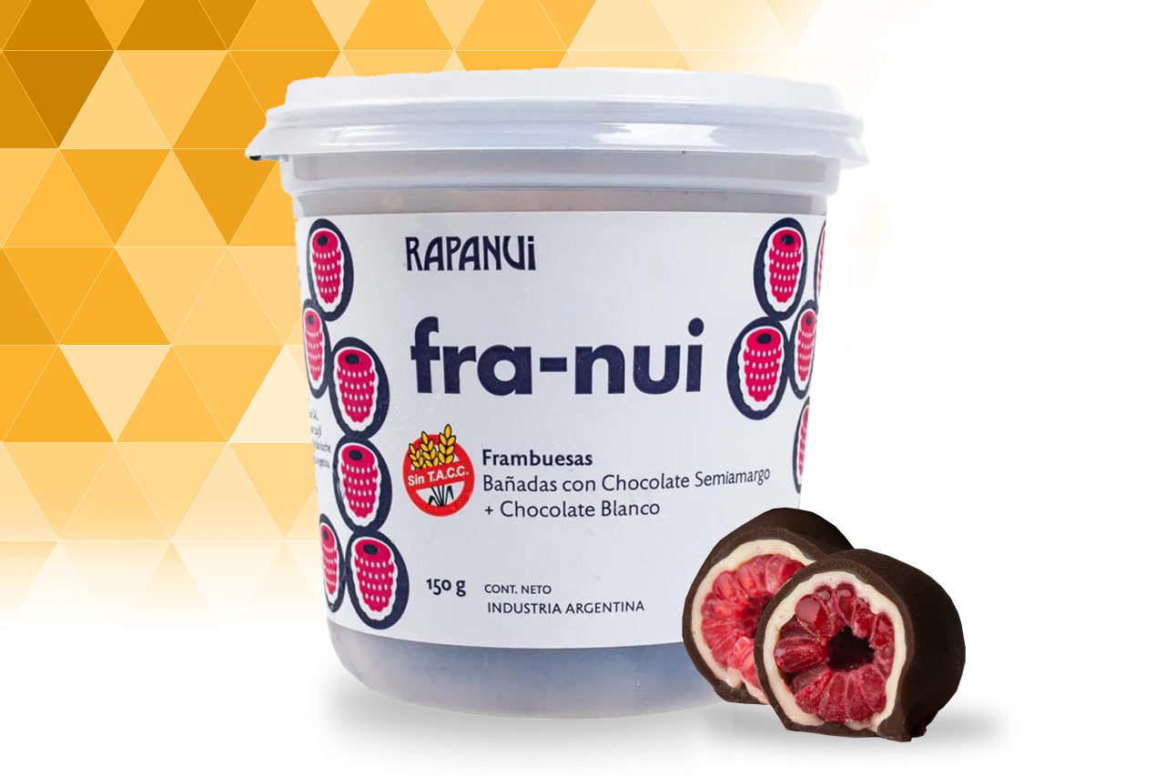 Franui Chocolate Amargo & Blanco G 150gr G